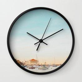 The Casino Wall Clock