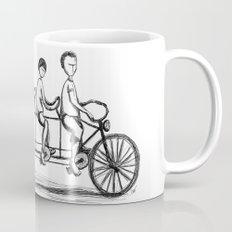 Family Bike Mug
