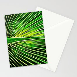 nature. electrified. - flora - mexican fan palm Stationery Cards