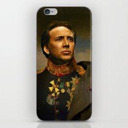 Nicolas Cage iPhone Skin