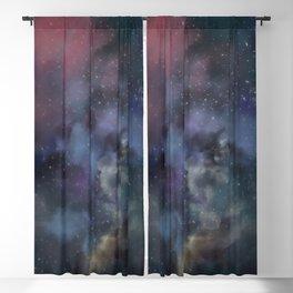 Cosmos Blackout Curtain