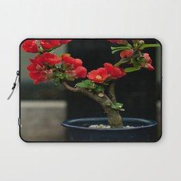 BEAUTIFUL CAMELIA BONSAI Laptop Sleeve