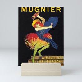 Mugnier Aperitif Advertisement Poster by Leonetto Cappiello Mini Art Print