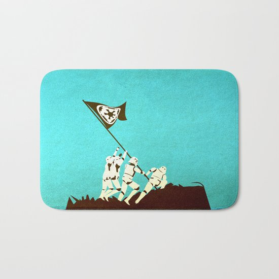 Fight for the Empire Bath Mat