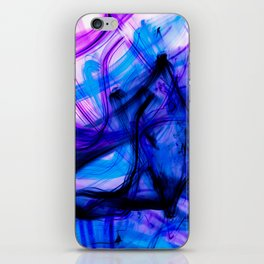 Wicked Futuristic Street Art iPhone Skin