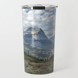 Catching a View from Going to the Sun Road Travel Mug