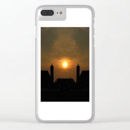 Bursting Clear iPhone Case