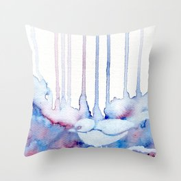 Bird Soul 1 Throw Pillow