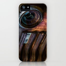Broken Headlight iPhone Case