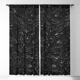Raven Rage Blackout Curtain