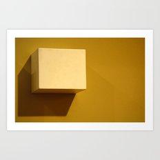 Little Box Art Print