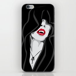 Lady of the Evening iPhone Skin