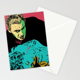 The Terrifying Lover Stationery Cards