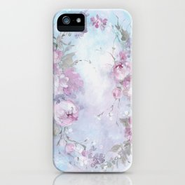Crown Rose iPhone Case