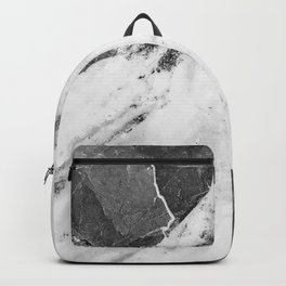 Titan River Black Backpack