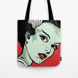 The Bride of Lichtenstein Tote Bag