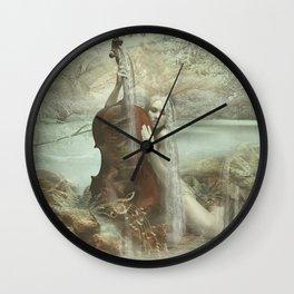 Beautiful Music 2 Wall Clock