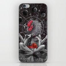 Moon phase celebration iPhone & iPod Skin