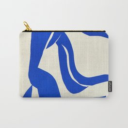 Blue Nude Dancing - Henri Matisse Carry-All Pouch