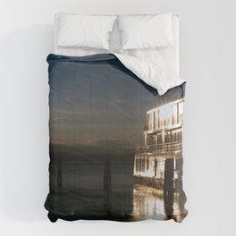 film burlington reflection Comforters