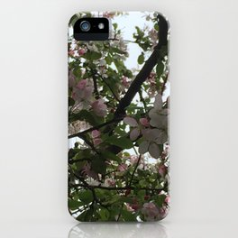 Lighted Branches iPhone Case