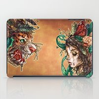 beast iPad Cases featuring BEAST by Tim Shumate