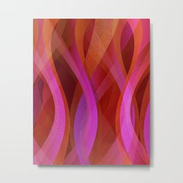 Abstract background G138 Metal Print
