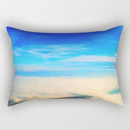 Sky love Rectangular Pillow