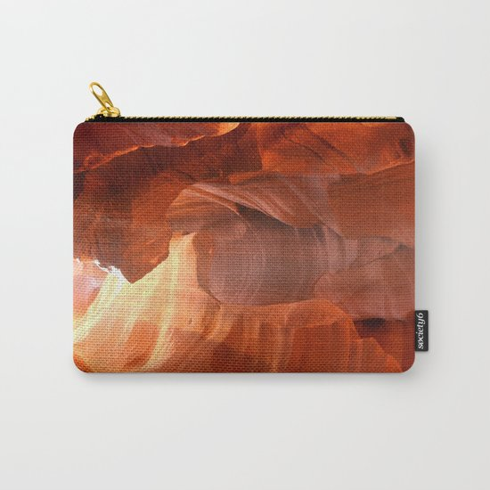 Magical Antelope Canyon Carry-All Pouch