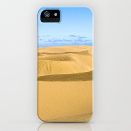The desert 1.3 iPhone Case