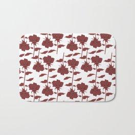Roses 4 Bath Mat