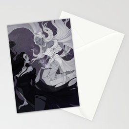 Nyx and Selene Stationery Cards