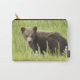 I Love Me a Teddy Bear Carry-All Pouch