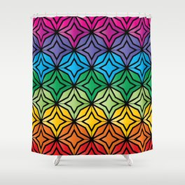 Divinity Enchanter Shower Curtain