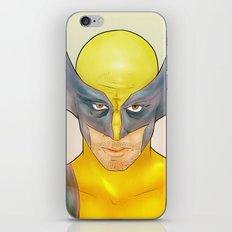 Logan iPhone & iPod Skin