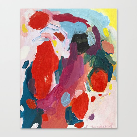 Color Study No. 1 Canvas Print