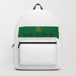 Agender (earth) Backpack