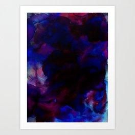 Under The Brine Art Print