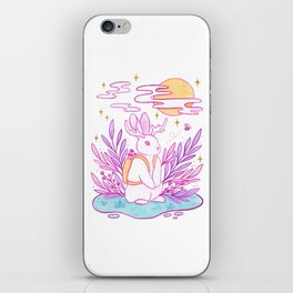 Plant Jackalope iPhone Skin
