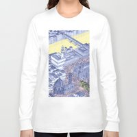 florence Long Sleeve T-shirts featuring Florence by Dylan Davis