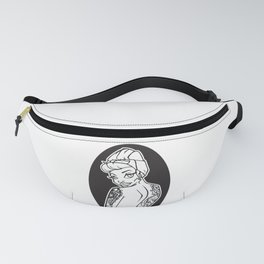 Tattoo Pinup Fanny Pack