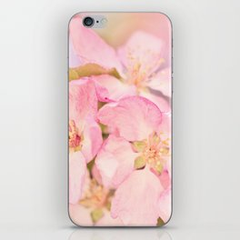 Passionately Pink ~ Spring Blossoms iPhone Skin