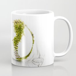 Dragon Moss ball baseball Coffee Mug
