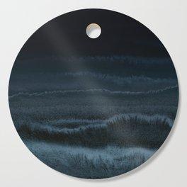 WITHIN THE TIDES NIGHT BEACH by Monika Strigel Cutting Board