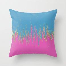 Fringe 80's Throw Pillow