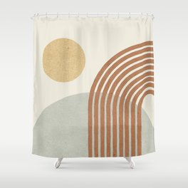 Sunny Hill Shower Curtain