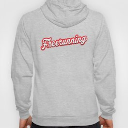 freerunning - vintage & distressed Hoody