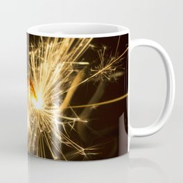 'Up in Smoke' (Sparks No.1) Coffee Mug