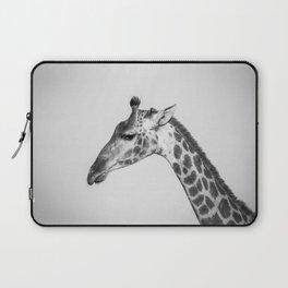 Chrome Giraffe Laptop Sleeve