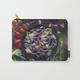 Nightshaded pasta ingredients Carry-All Pouch